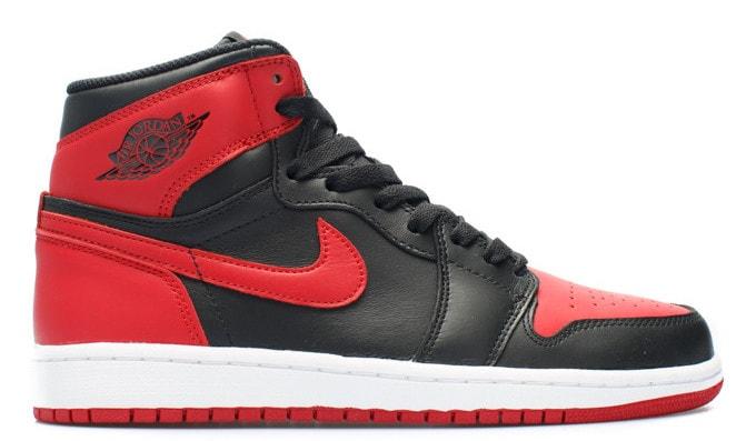 Air Jordan 1 What The Top Three