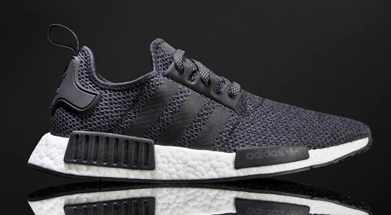 Champs adidas NMD Black