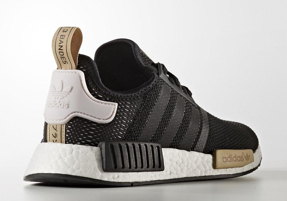 Wmns Adidas Nmd R1 Quot Metallic Gold Quot Justfreshkicks