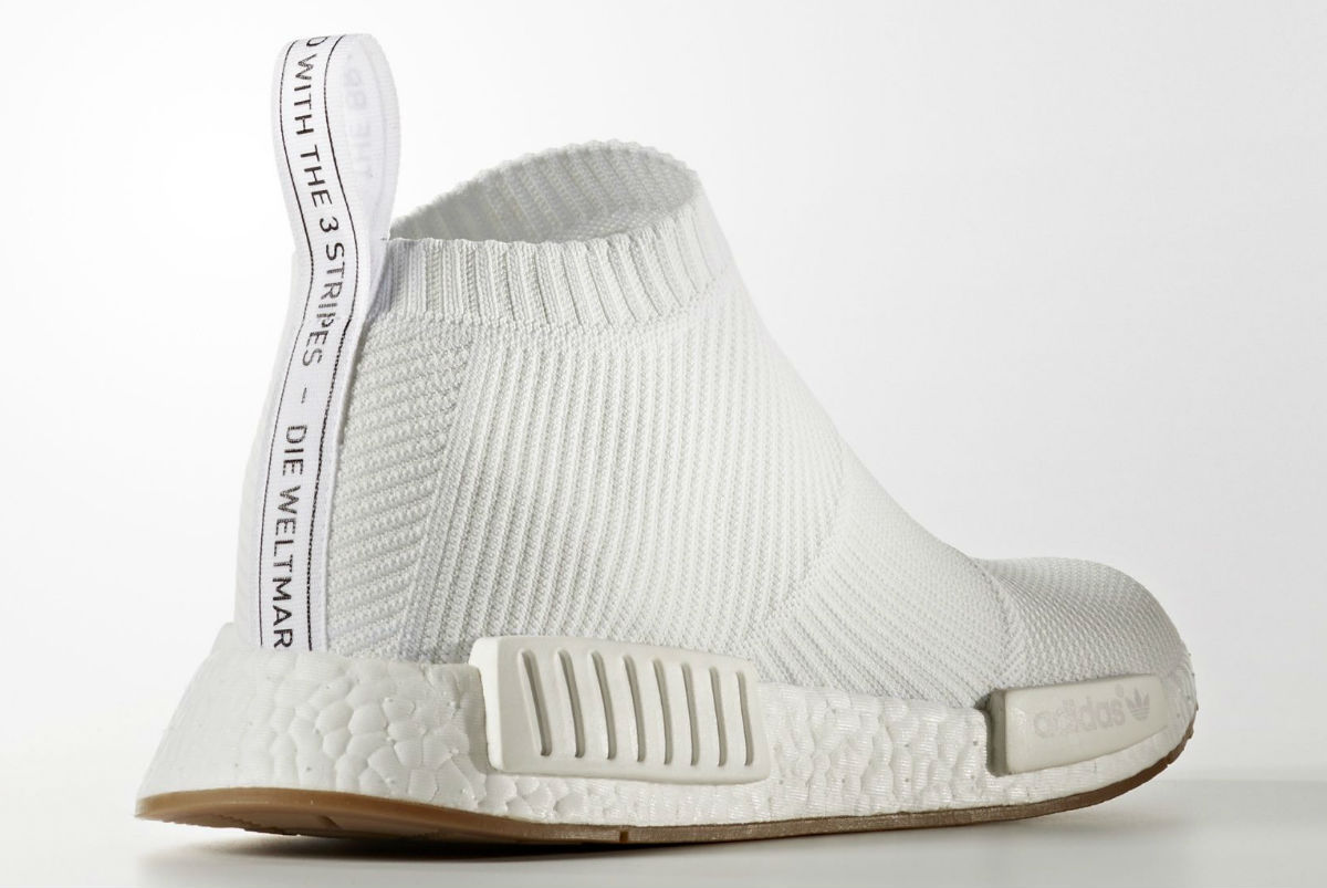 newest d23dc 79857 adidas NMD City Sock