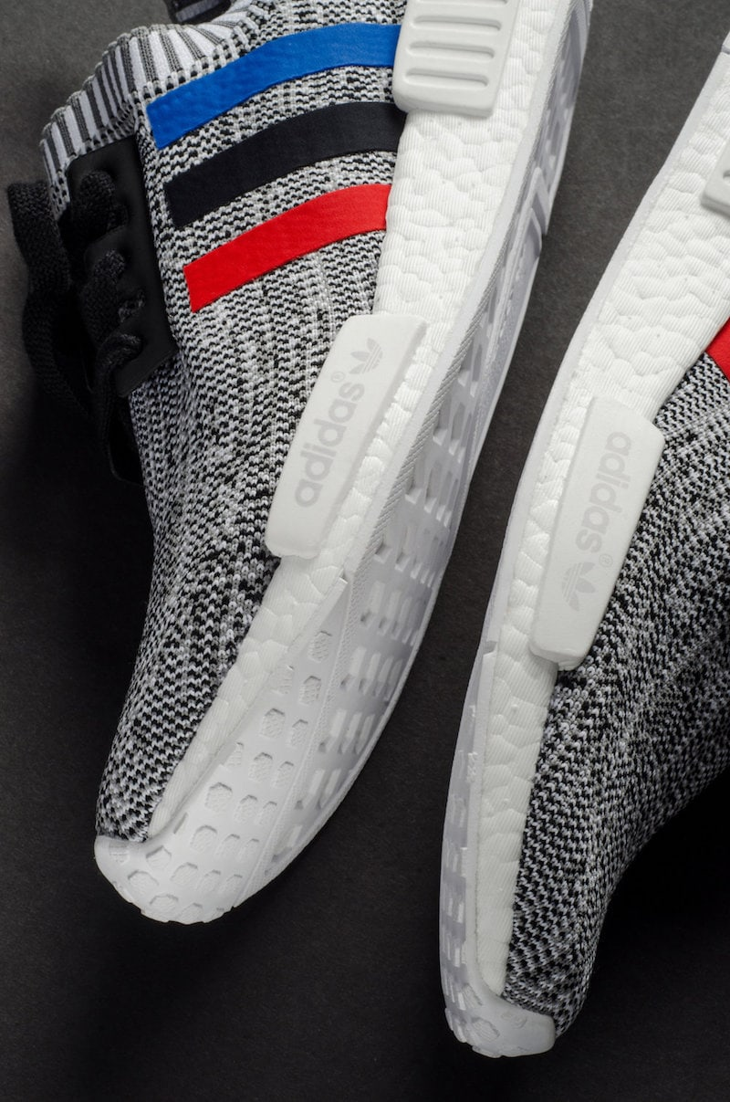 Best Replica Gucci X Adidas NMD R1 Light Grey HD Review from