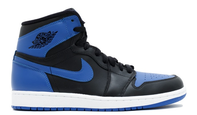 Air Jordan 1 OG Royal Blue 2017