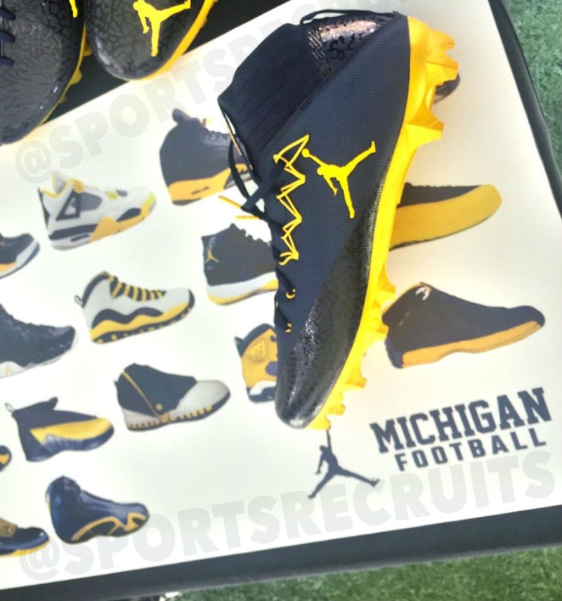 Michigan x Air Jordan Retro Collection
