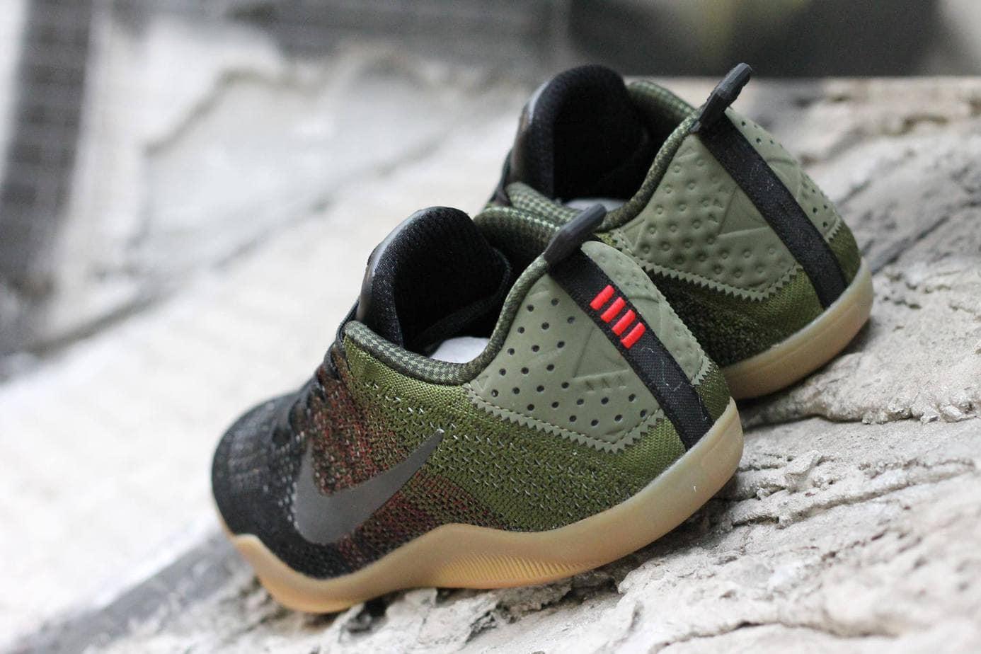 """Nike Kobe 11 4KB """"Green Horse"""""""
