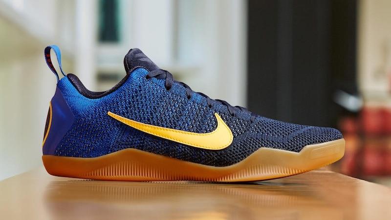 48ebcf797fc3 Nike Kobe 11 Elite Low