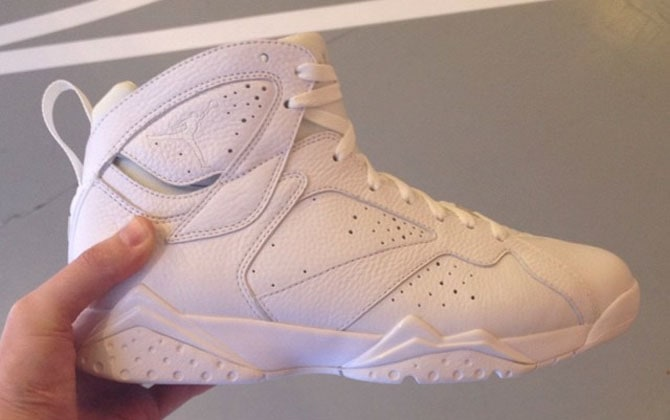 Air Jordan 7 Pure Money 2017