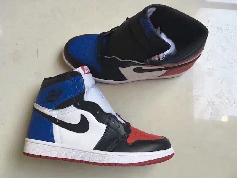 Air Jordan 1 Top Three What The