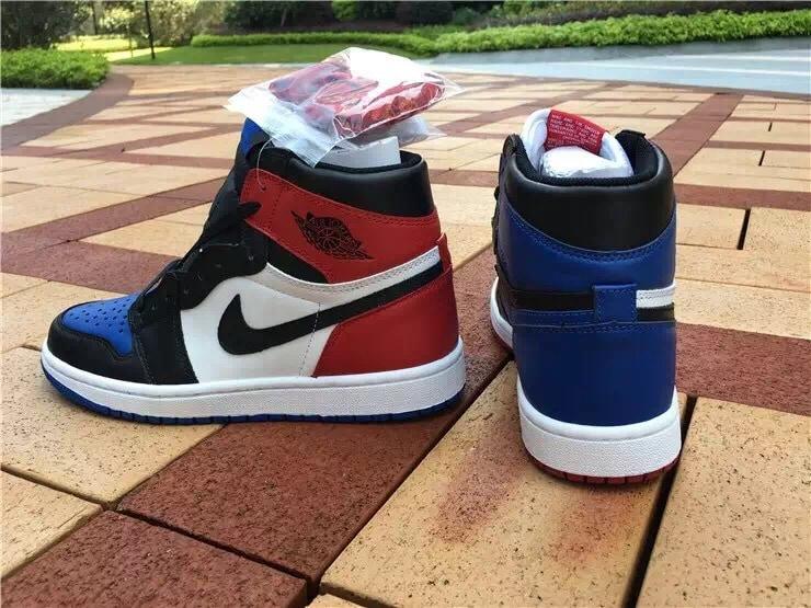 buy popular b1467 4fb55 ... Air Jordan 1 Top Three What The ...