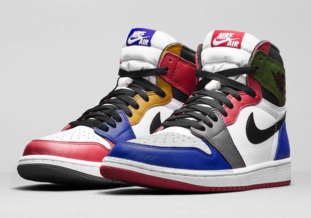 What The Air Jordan 1