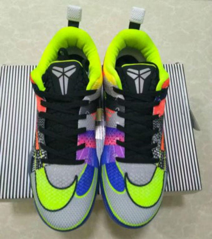 Nike Kobe 11 What The Mambacurial