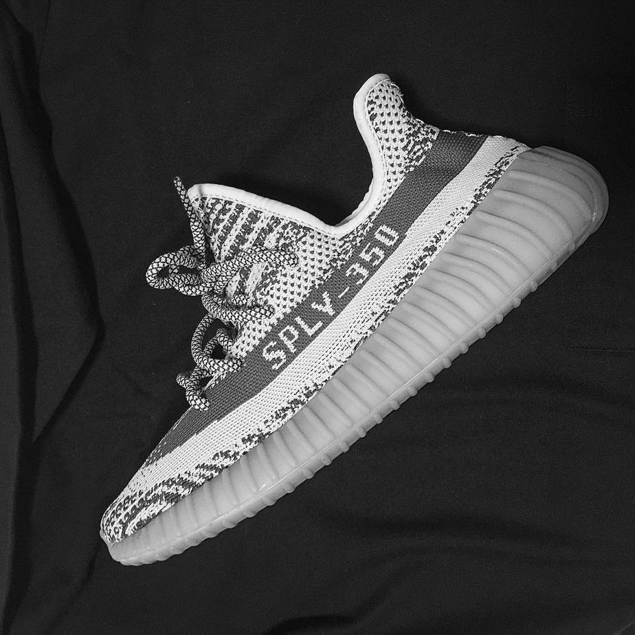 adidas Yeezy 350 Boost V2 Glow in the Dark Turtle Dove