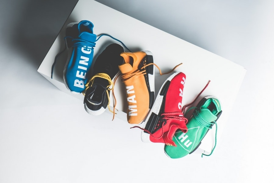c12b630df Pharrell x adidas NMD Human Race Early Links   Online Spots ...