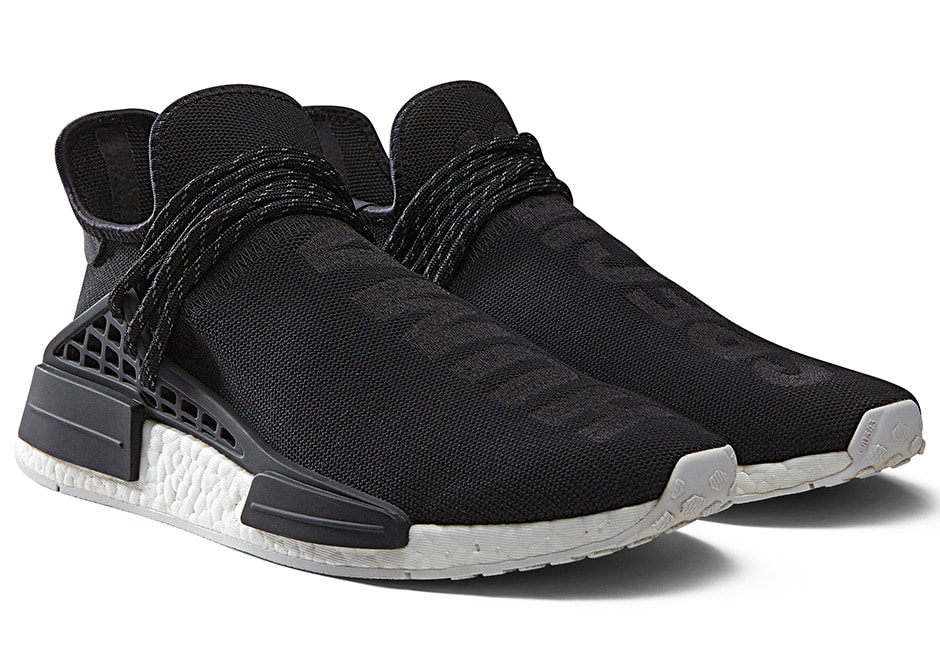 dxjcqk Pharrell x adidas NMD Human Race Early Links & Online Spots
