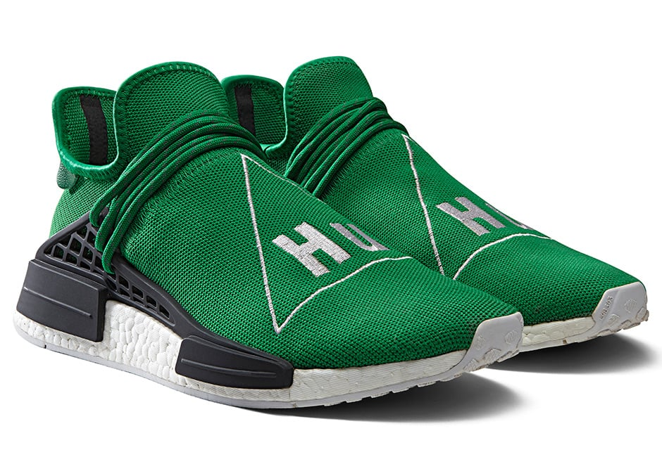 0f0e0dd3a1939 How to get the best Human Race Adidas HU Green PW replica