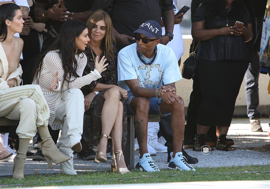 Pharrell adidas NMD Yeezy Season 4