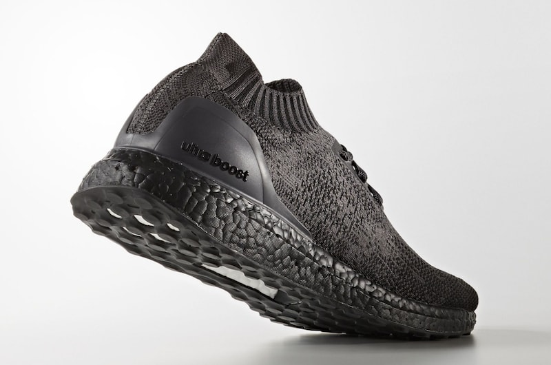 adidas Ultra Boost Uncaged Triple Black 2.0 BA7996