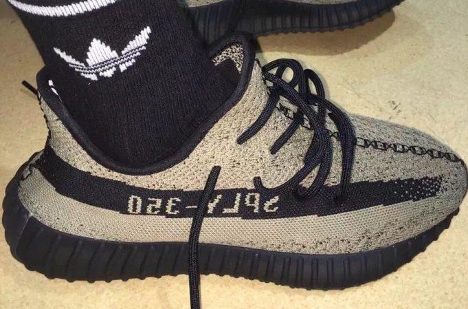 adidas yeezy 350 impulso v2 verde nero justfreshkicks