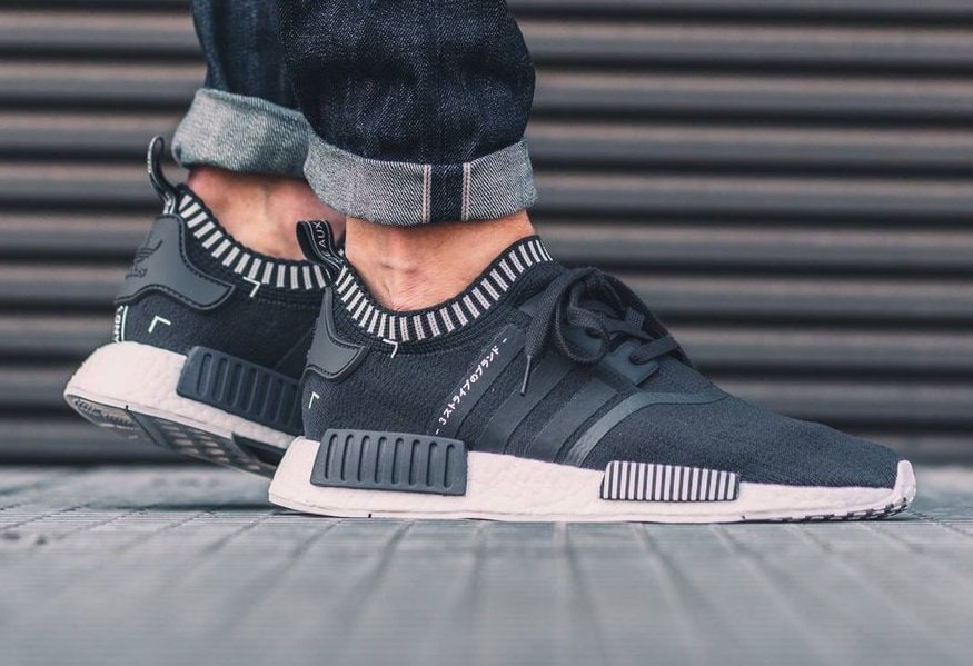 Adidas NMD R1 PK Winter Wool for SALE! (#960322) from Levi K'lekt