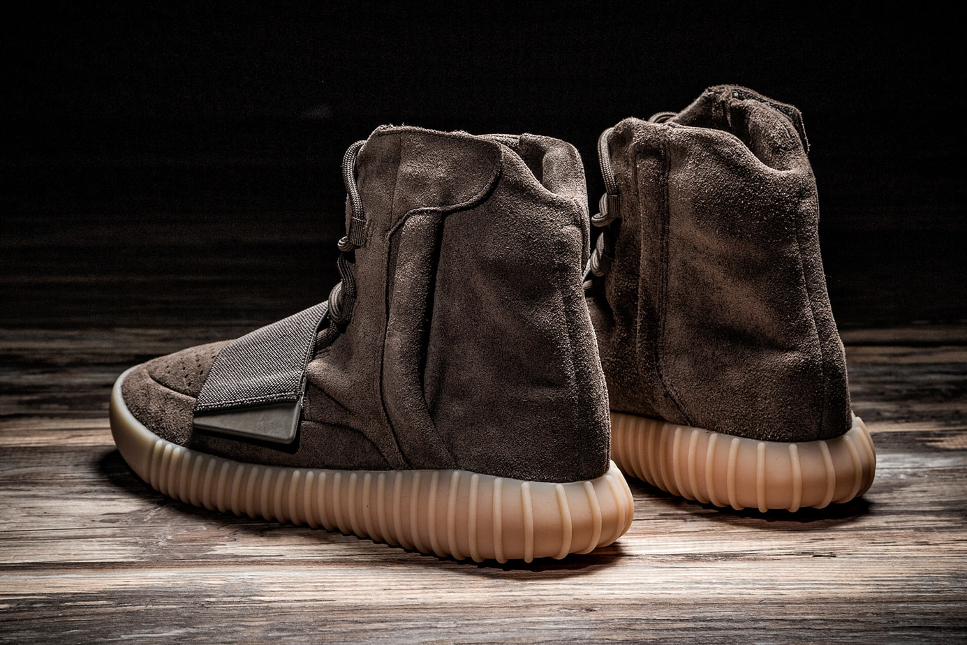 adidas Yeezy 750 Boost Chocolate Brown