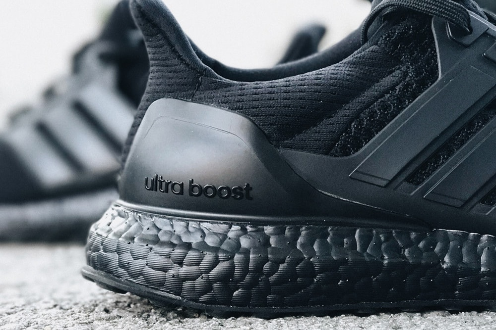 adidas Ultra Boost Triple Black Release Date