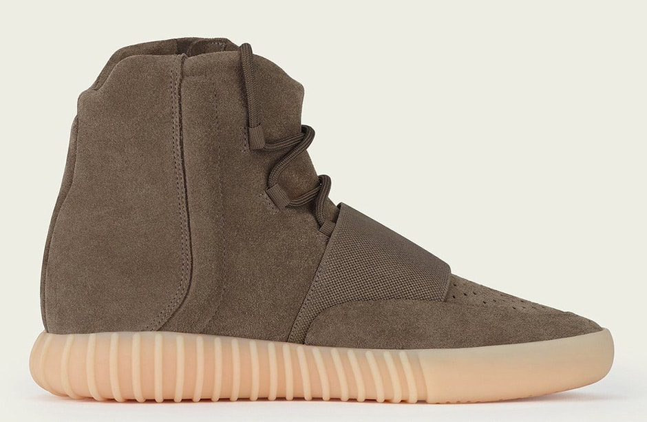 Adidas Yeezy 750 Boost Brown