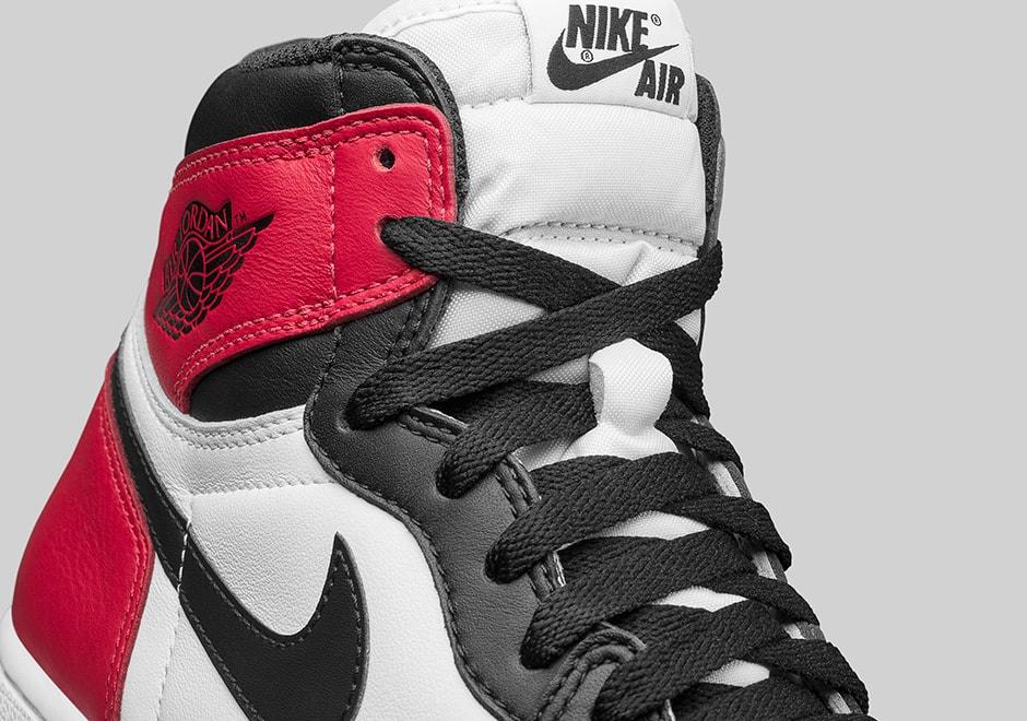 8461a8b26f2 Air Jordan 1 Black Toe 2016 Release Info - JustFreshKicks