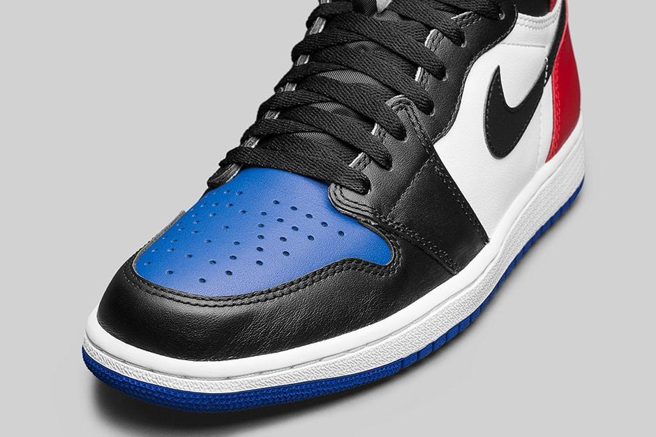 Nike Air Force 1 Premium Red & Gold First Look JustFreshKicks