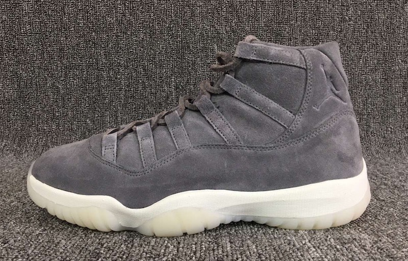 the latest 33600 6ec8b ... air-jordan-11-grey-suede ...