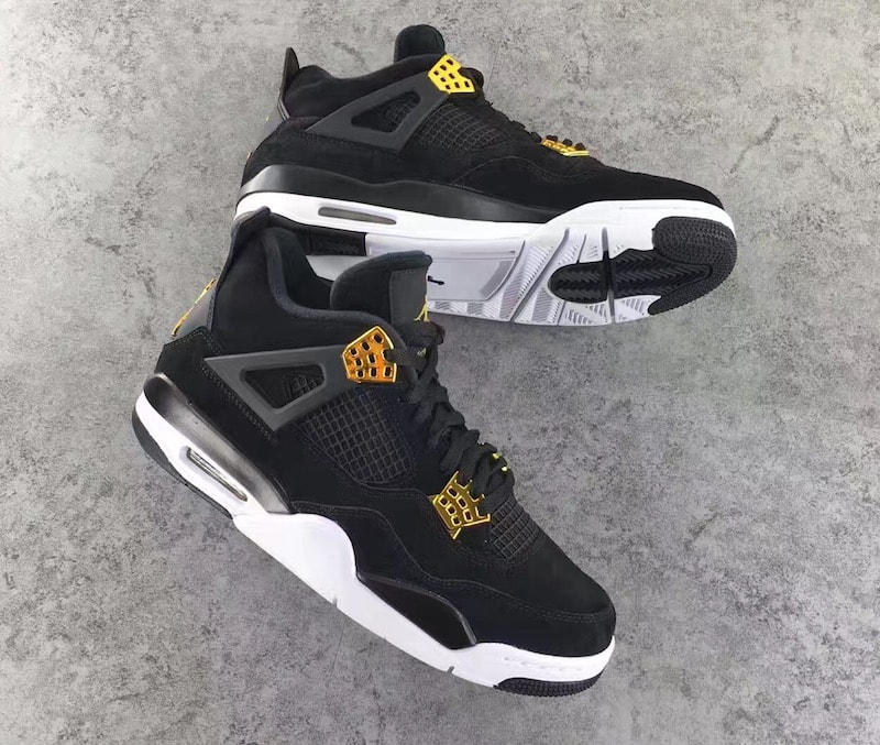 Air Jordan 4 Royalty January 2017