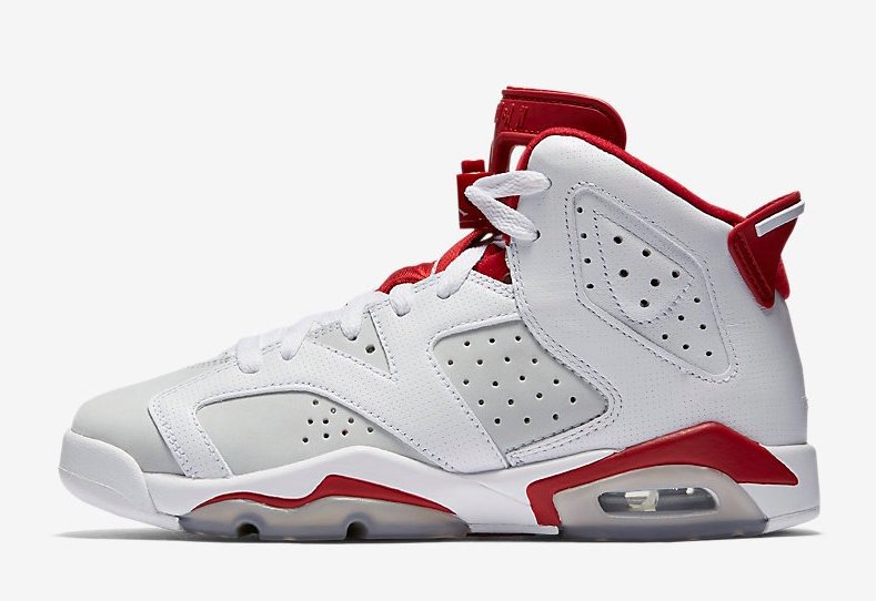 Air Jordan 6 Alternate Hare 2017 Release Info - JustFreshKicks