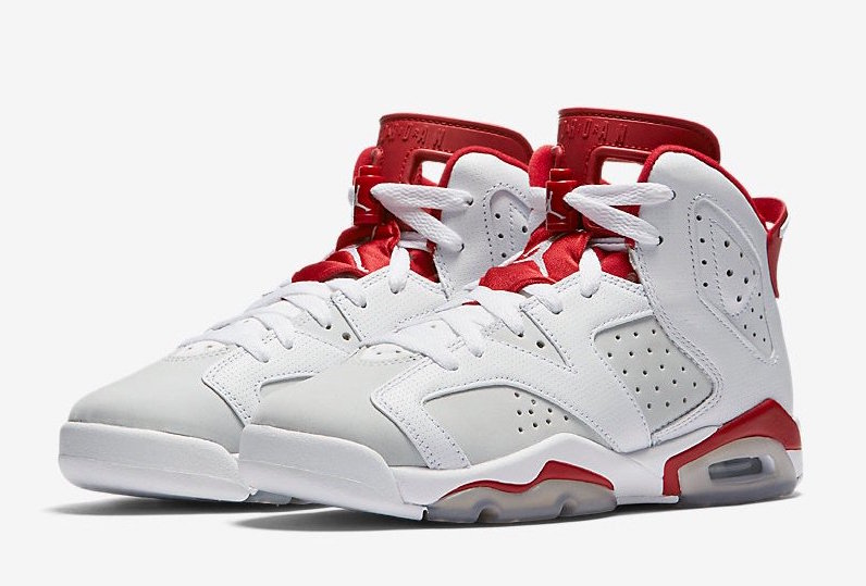 "low priced 4ed51 14c3d Official Look at the Air Jordan 6 ""Alternate"" Releasing Next Year"