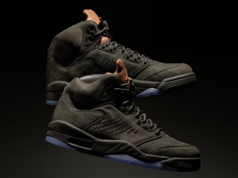 61180582cac8 Air Jordan Retro 5 Size 8.5
