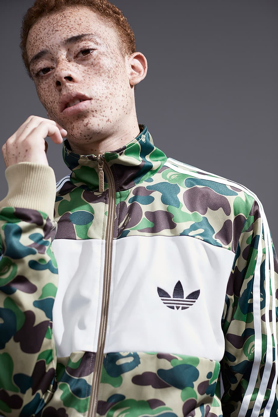 Bape x adidas Collection