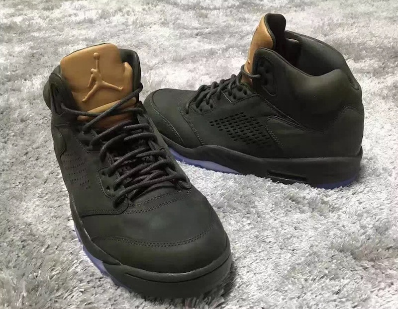 Air Jordan 5 Tan Tongue 2017
