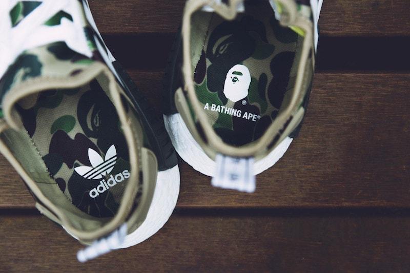 BAPE x adidas NMD R1 Release Date - JustFreshKicks 081ac155b