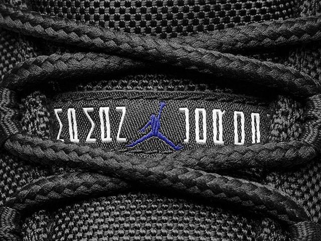 Air Jordan 11 Space Jam December 2016