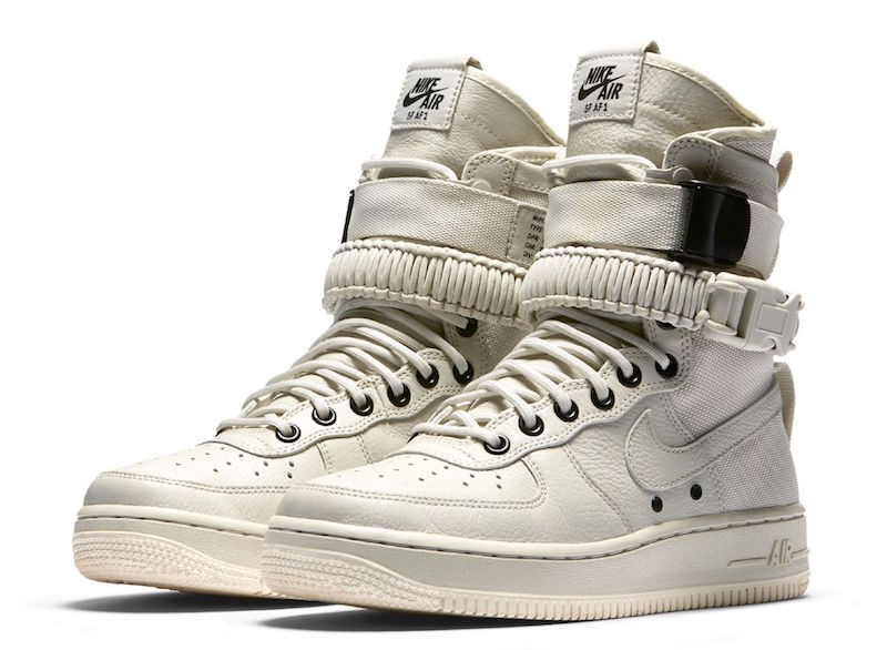 Nike Officially Unveils The Special Field Air Force 1