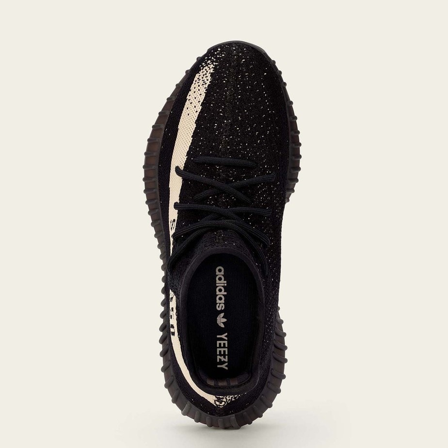Adidas Kanye West Launch YEEZY BOOST 350 v2 Netral English