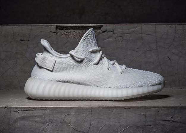 Adidas is on a roll with these new adidas Yeezy 350 Boost V2 colorways, and  they continue to roll them out coming into 2017. This All-White pair will  be ...