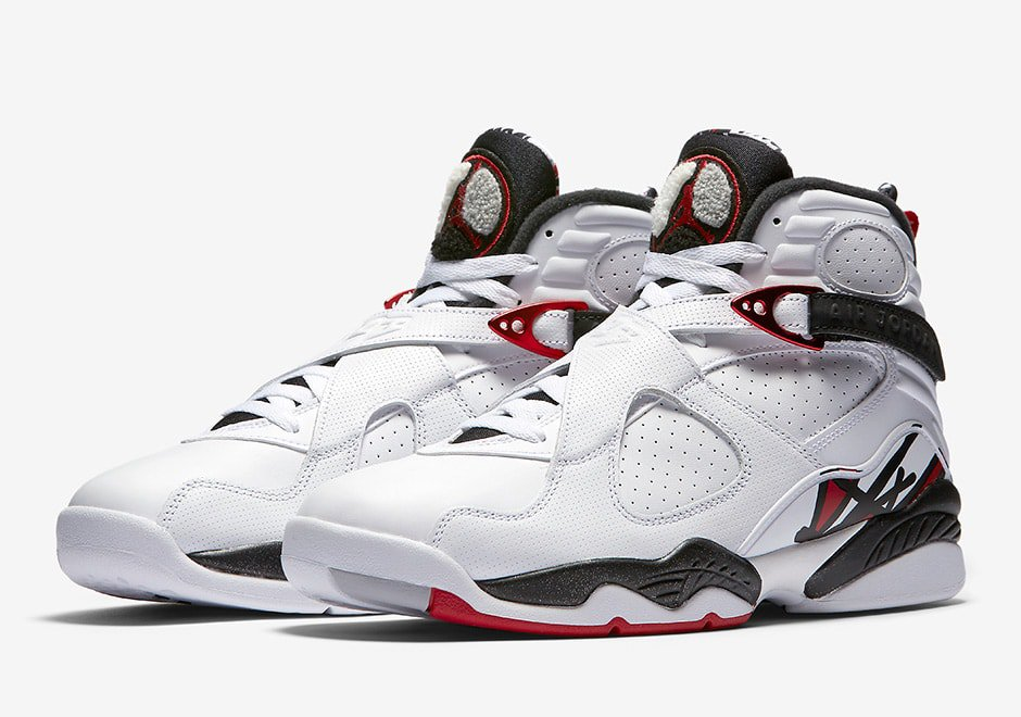 "innovative design 19adf f4b80 Air Jordan 8 ""Alternate"" Official Images"