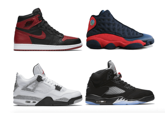 best sneakers 4c6b9 355b3 HUGE Air Jordan and Nike RESTOCK Online Tomorrow (143 Total Pairs)