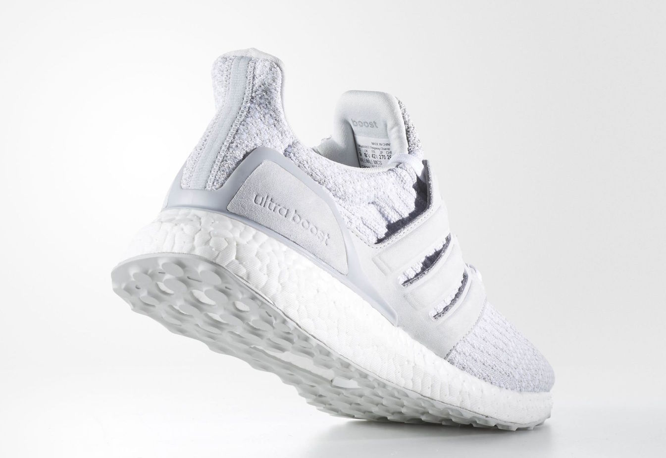 f4c9aa37032 Reigning Champ x adidas Ultra Boost 3.0 Grey - JustFreshKicks