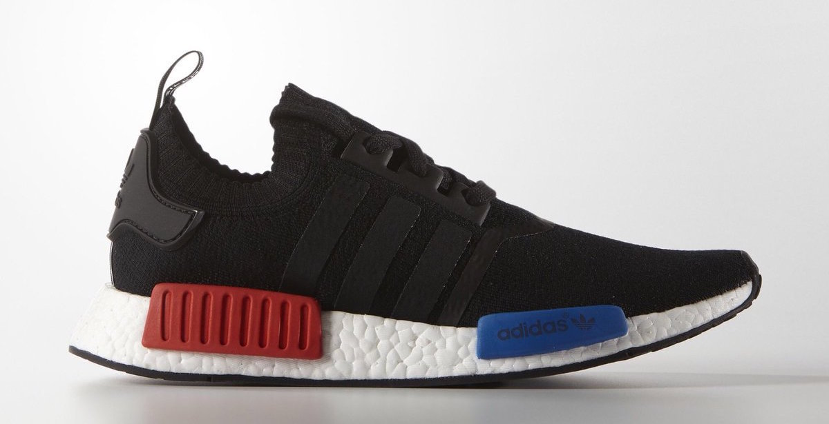 Adidas NMD R1 Wool S31510 Black Gray Orange Red OG PK 8 9.5