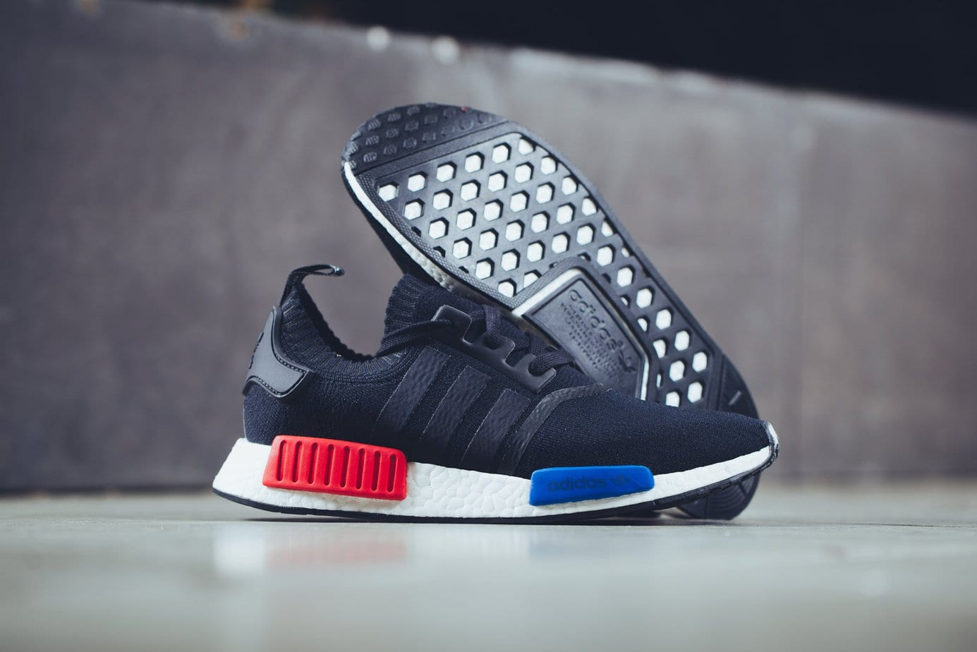 adidas NMD R1 Primeknit Black Japan SNEAKERS ADDICT