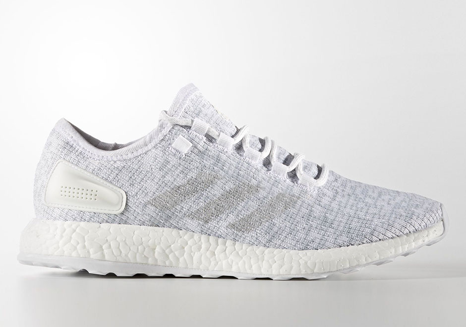 Release Date Details. adidas Pure Boost Clear Grey/Footwear White ...