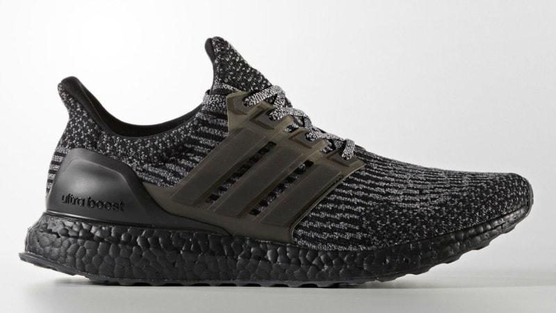 adidas Ultra Boost 3.0 Black Silver BA8923 - JustFreshKicks
