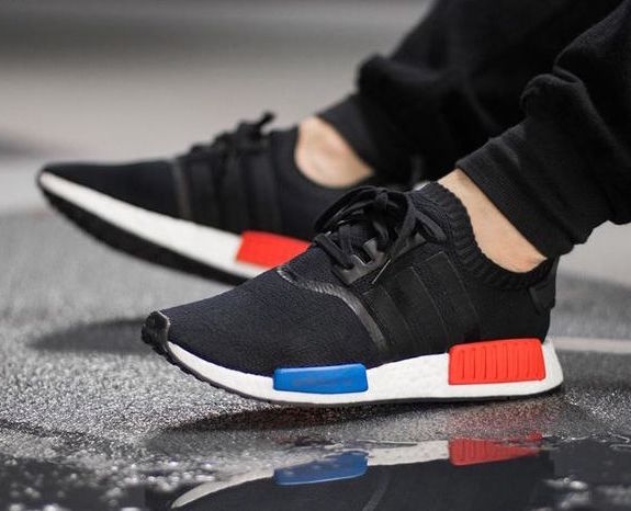 4340b4f9d1217 Cheap Adidas NMD R1 Primeknit Shoes Sale