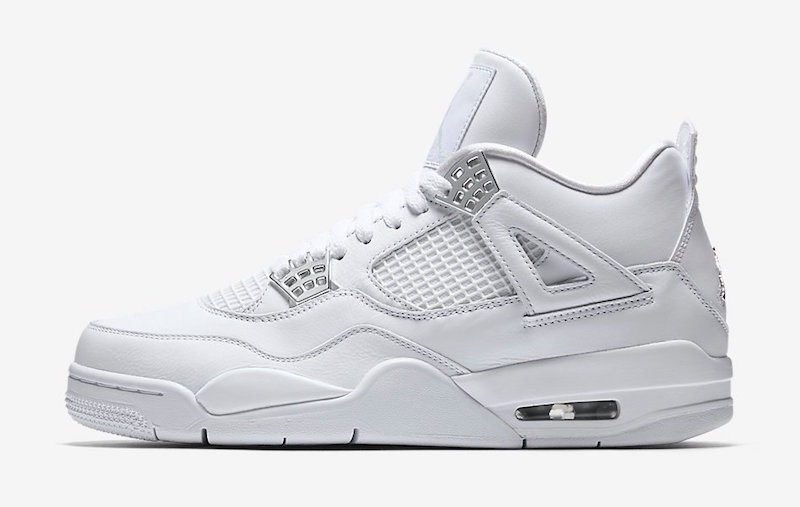 """super popular 1390e bf8c7 Official Look at the Air Jordan 4 """"Pure Money"""" Returning in May"""