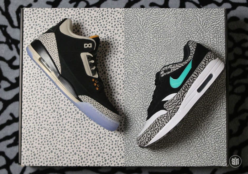 The Nike Air Max 1 Atmos Elephant won the Air Max Day vote that took place  last year a3a084abee