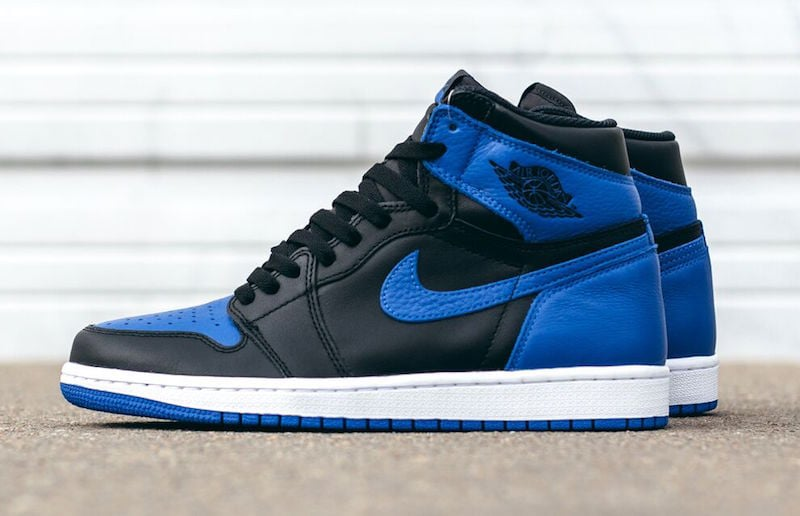 new concept 292cb 61f89 AIR JORDAN 1 OG ROYAL BLUE 2017 RELEASE DATE